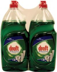 Dreft handafwasmiddel classic 1 L - Pak van 2 stuks