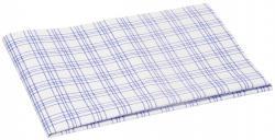Vileda vaatdoek Microvezel wit/blauw - Pak van 3 stuks
