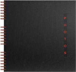 Exacompta Fotoalbum Design zwart