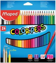 Maped kleurpotlood Color'Peps - Etui van 24 stuks