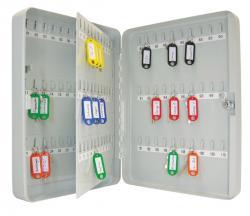 Wedo sleutelkast voor 110 sleutels lichtgrijs