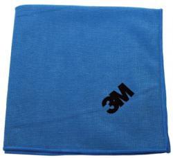 3M microvezeldoek blauw 38 x 21 cm