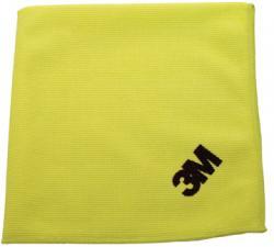 3M microvezeldoek geel 38 x 21 cm