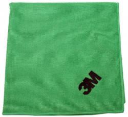 3M microvezeldoek groen 38 x 21 cm