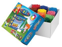 Carioca Viltstift Joy Superwashable - Schoolbox 288 stuks