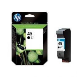 Hewlett Packard 51645A / HP 54 inktcartridge zwart