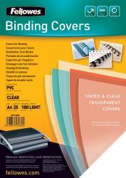 Fellowes schutbladen transparant A4 - Pak van 250 stuks