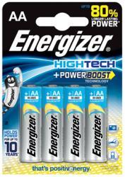 Energizer batterijen HighTech AA - Blister met 4 stuks