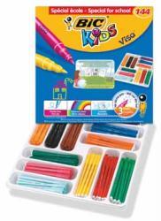 Bic Kids viltstift Visa - 144 stiften (classpack)