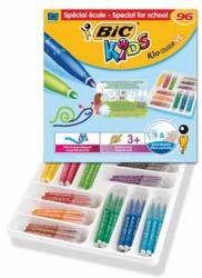 Bic Kids viltstift Kid Couleur XL 96 stiften (classpack)