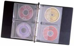 Fellowes ringbandhoes voor CD/DVD A4 - Pak van 10 stuks