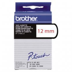 Brother tape - linten voor P-Touch PT-500/PT-8E/PT-2000/PT-3000/PT-5000 - 12mmx7