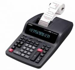 Casio bureaurekenmachine met telrol DR 320 TEC