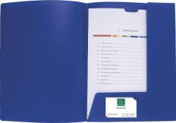 Exacompta presentatiemap A4 soepel polypropyleen Krea Cover