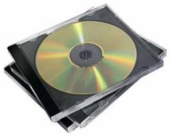 Fellowes CD/DVD-doosje / Jewel Case