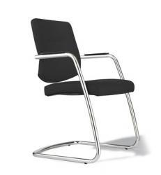 Sitland Arte's Guest stoel sledeframe
