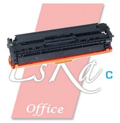 EsKa Office compatibele toner 'HP CB541A - 125A' cyaan