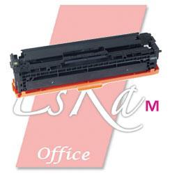EsKa Office compatibele toner 'HP CB543A - 125A' magenta