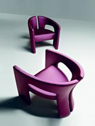 La Cividina Slim design fauteuil