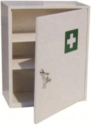 Desk1One Apotheekkastje 31x45x15 cm