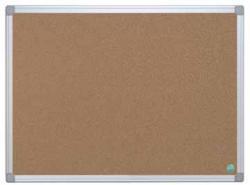 Bisilque kurkbord Earth-it met aluminium kader 60 x 90 cm