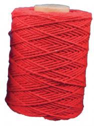 Bouhon katoentouw 200g rood
