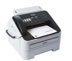 Brother® laserfax 2845 met geïntegreerde telefoonhoorn