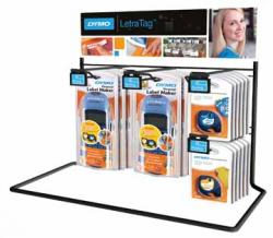 Dymo display LT100H: 6x Dymo LT100H labelwriter + 12 tapes