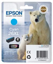 Epson C13T26324010 / 26XL inktcartridge cyaan