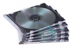Fellowes CD-doosje Slimline