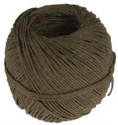 Fijn koord touw uit 2 draden - Bol van 100g (+/- 90m)