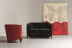 La Cividina Hilton in sofa of fauteuil model