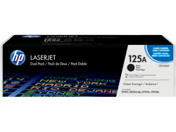 Hewlett Packard CB540A / HP 125A toner cartridge zwart