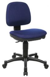 5Star bureaustoel Home Chair 10 blauw