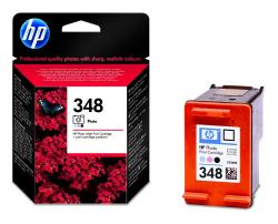 Hewlett Packard C9369EE / HP 348 foto-inktpatroon