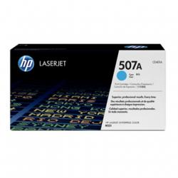 HP 507A / CE401A toner cyaan origineel