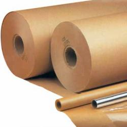 Inpakpapier bruine kraft 0,6x420 m
