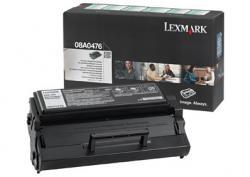 Lexmark toner 08A0476 zwart
