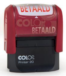 Colop formulestempel Printer 20 tekst: BETAALD