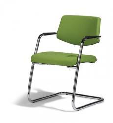 Sitland bijzetstoel Passe-partout Medium Back groen
