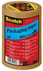Scotch® klassieke verpakkingsplakband 50mm x 66M