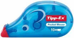 Tipp-Ex Pocket Mouse correctieroller - Tapebreedt: 4,2 mm - Tapelengte: 10 M