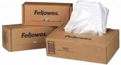 Opvangzakken papiervernietigers Fellowes 98l