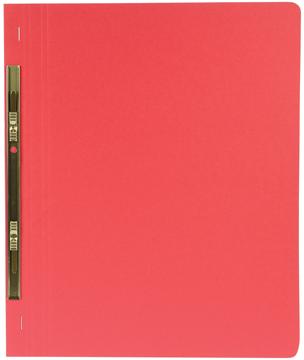 Esselte hechtmap met snelhechter a4 rood pak van 50 for Ladenblok rood