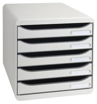 Exacompta ladenblok big box plus classic 5 laden for Ladenblok kantoor