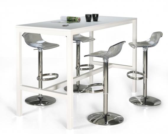 Keukentafel Hoog : Arca bar tafel / hoge tafel 200×80 cm Eska office