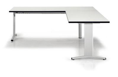entrada bureautafel ng compact groot 200 x 160 cm eska office. Black Bedroom Furniture Sets. Home Design Ideas