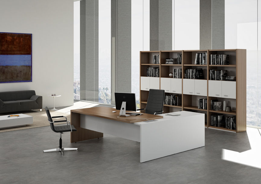 quadrifoglio t45 directiebureau eska office. Black Bedroom Furniture Sets. Home Design Ideas