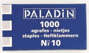 Nietjes N10 1000 stuks