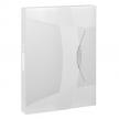 Esselte elastobox Vivida uit PP wit